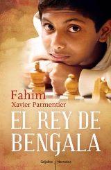 Fahim, cuenta su historia en la novela 'El rey de Bengala'