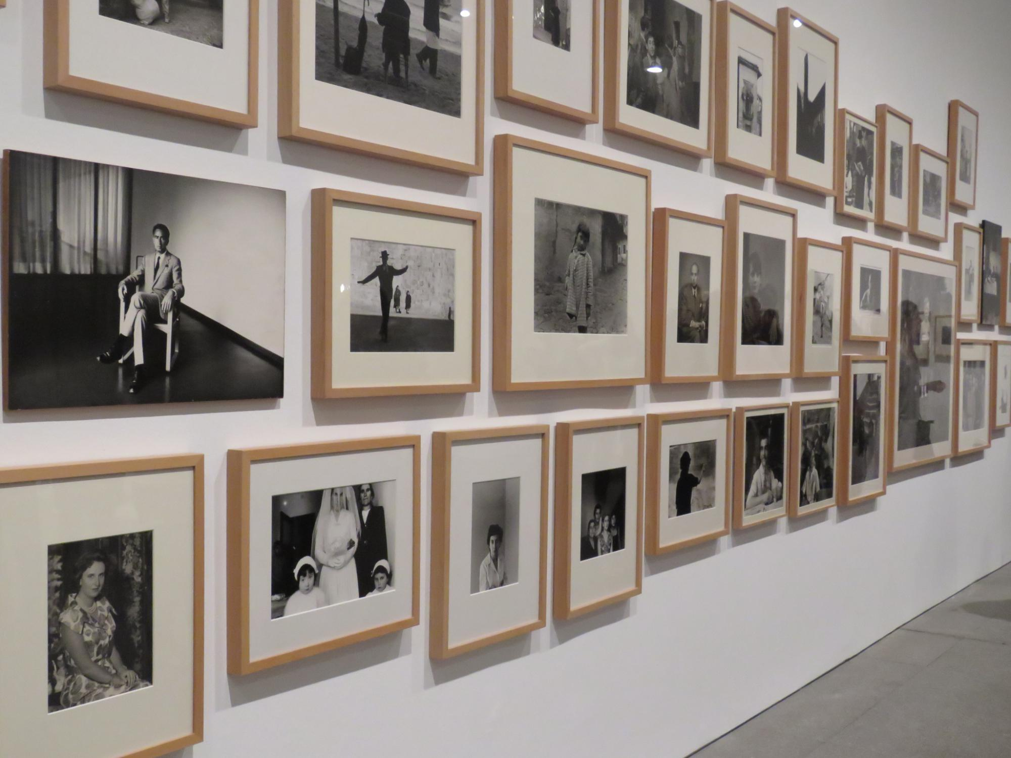 """Exposición colectiva """"Humanismo y subjetividad en la fotografía española de los años 50 y 60. El caso Afal"""""""