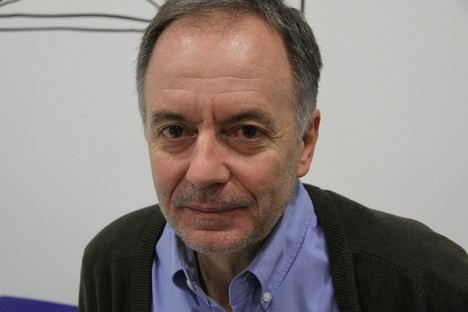 Antonio Soler visita la Feria del Libro de Madrid