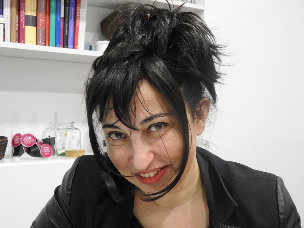 """Entrevista a Eugenia Rico, autora de """"El beso del canguro"""""""