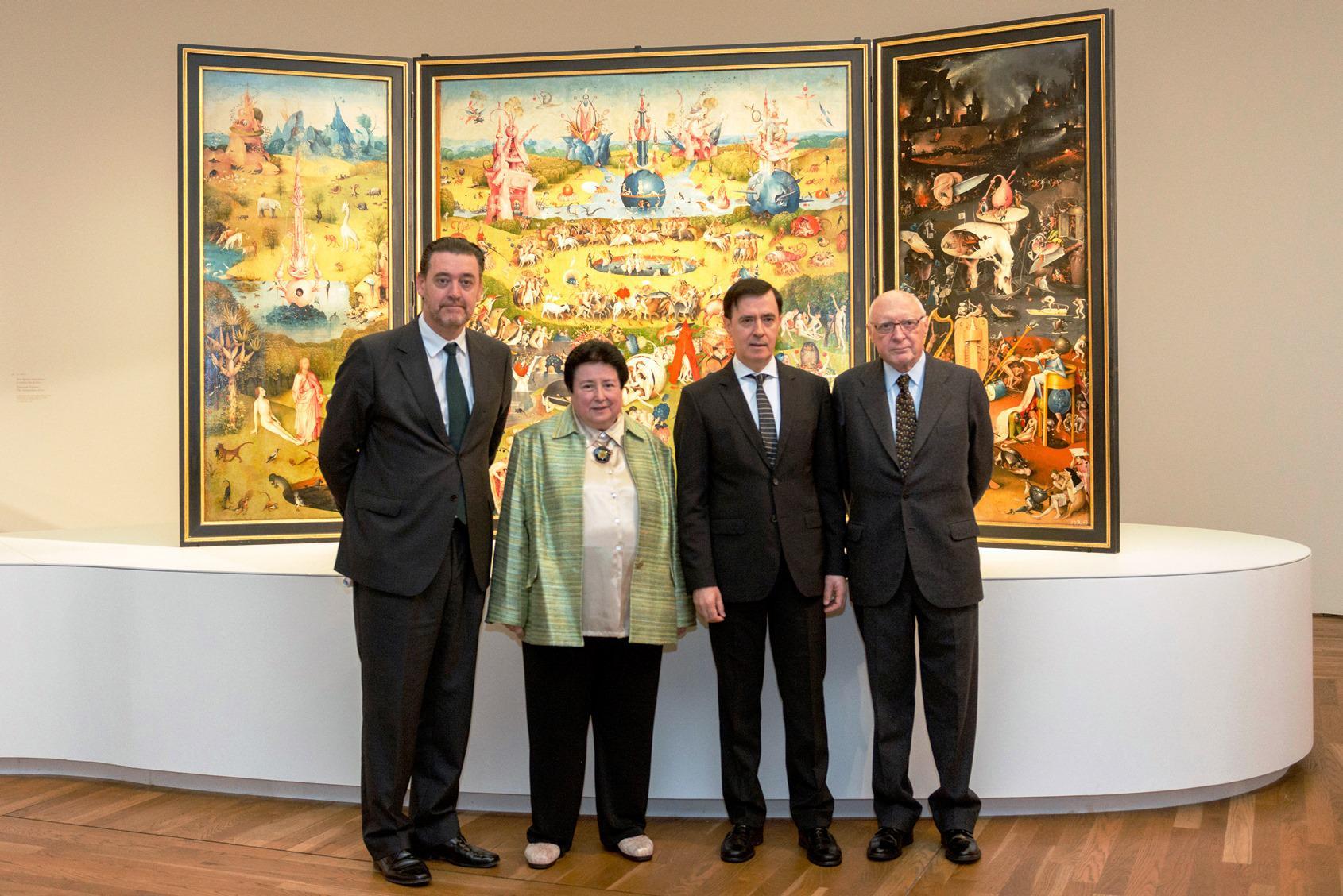 """""""El Bosco. La exposición del V centenario"""""""