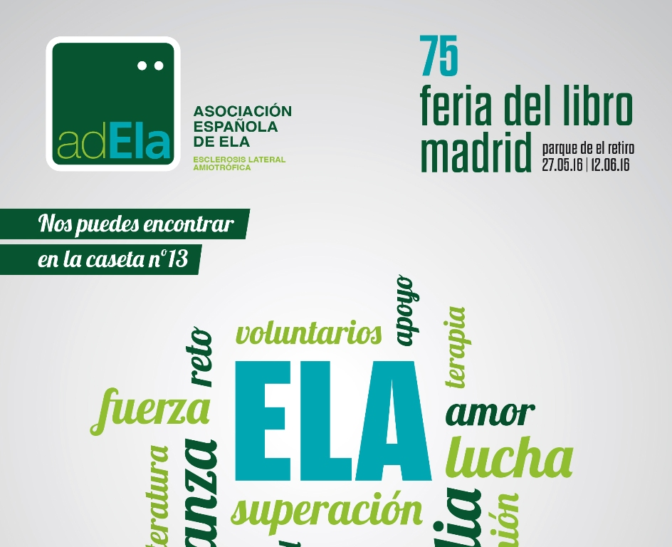 La número 13: La caseta más solidaria de la Feria del Libro de Madrid