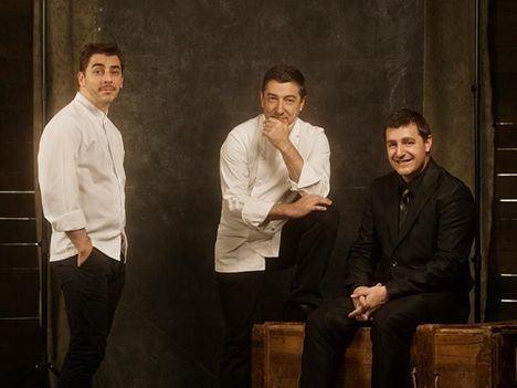 Los hermanos Roca han asistido a la gala de The World's 50 Best Restaurants, celebrada anoche en Nueva York