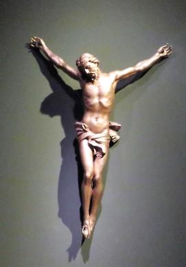 Cristo crucificado. Gian Lorenzo Bernini