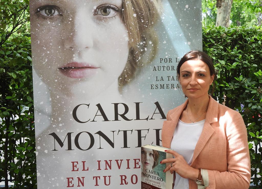 """Carla Montero presenta """"El invierno en tu rostro"""" donde recupera el testimonio oral de sus abuelos"""