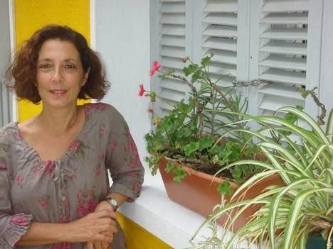 La escritora y psicoanalista Diana París presentará en Madrid