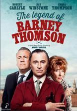 """""""La leyenda de Barney Thomson"""", dirigida e interpretada por Robert Carlyle"""