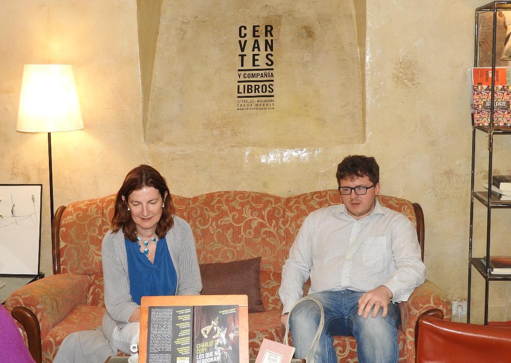 """Ediciones Nevsky recupera en castellano """"Los que no perdonan"""" de Charlotte Cory"""