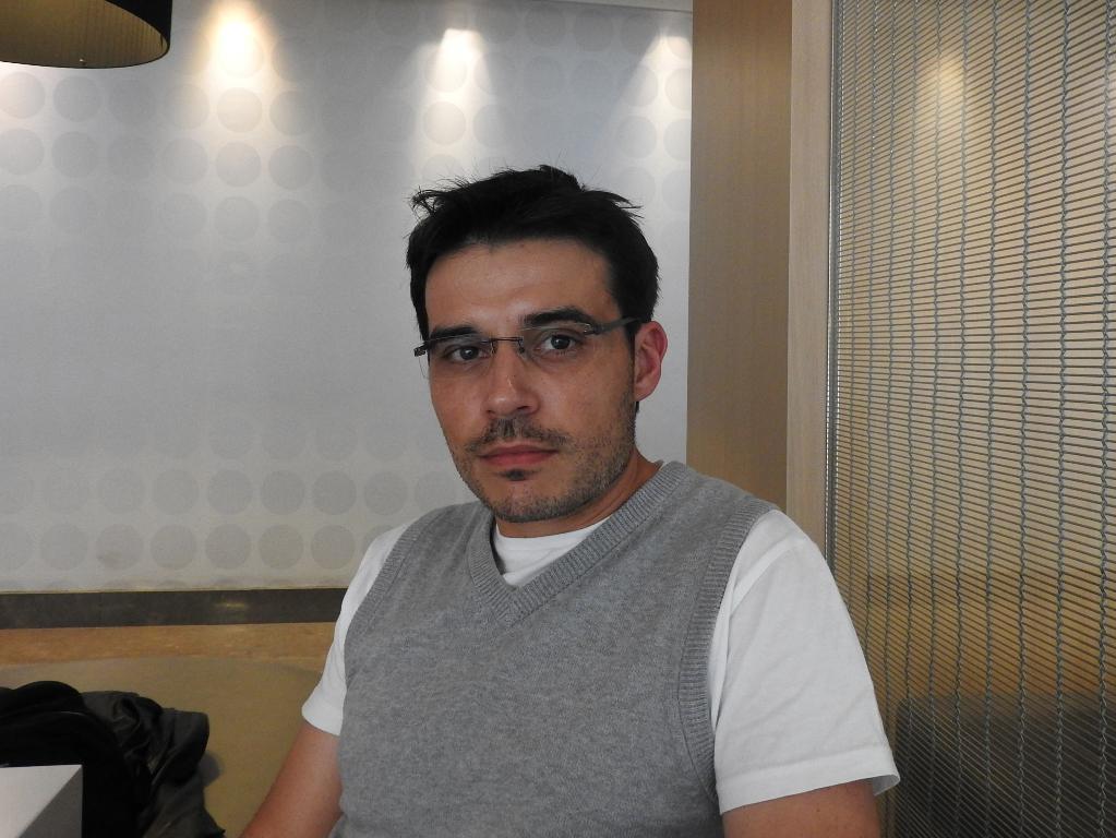 """Entrevista a David de Juan Marcos, autor de """"La mejor de las vidas"""""""