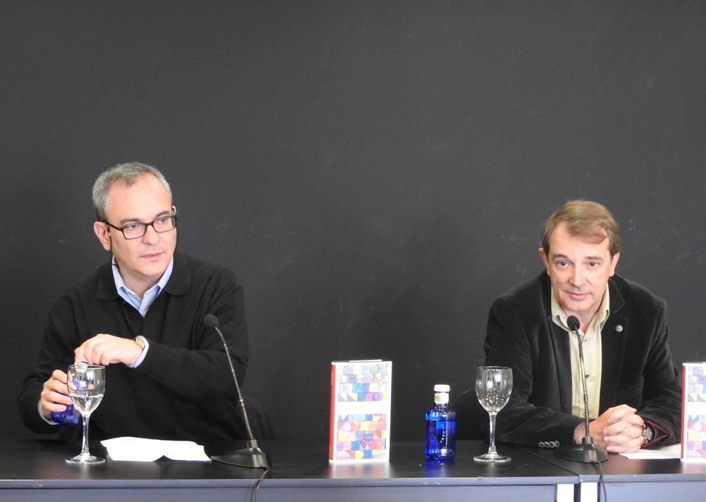 """Pablo d´Ors presenta su libro de relatos """"El estreno"""""""
