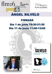 Ángel Silvelo firmará en la Feria del Libro de Madrid ejemplares de su último libro