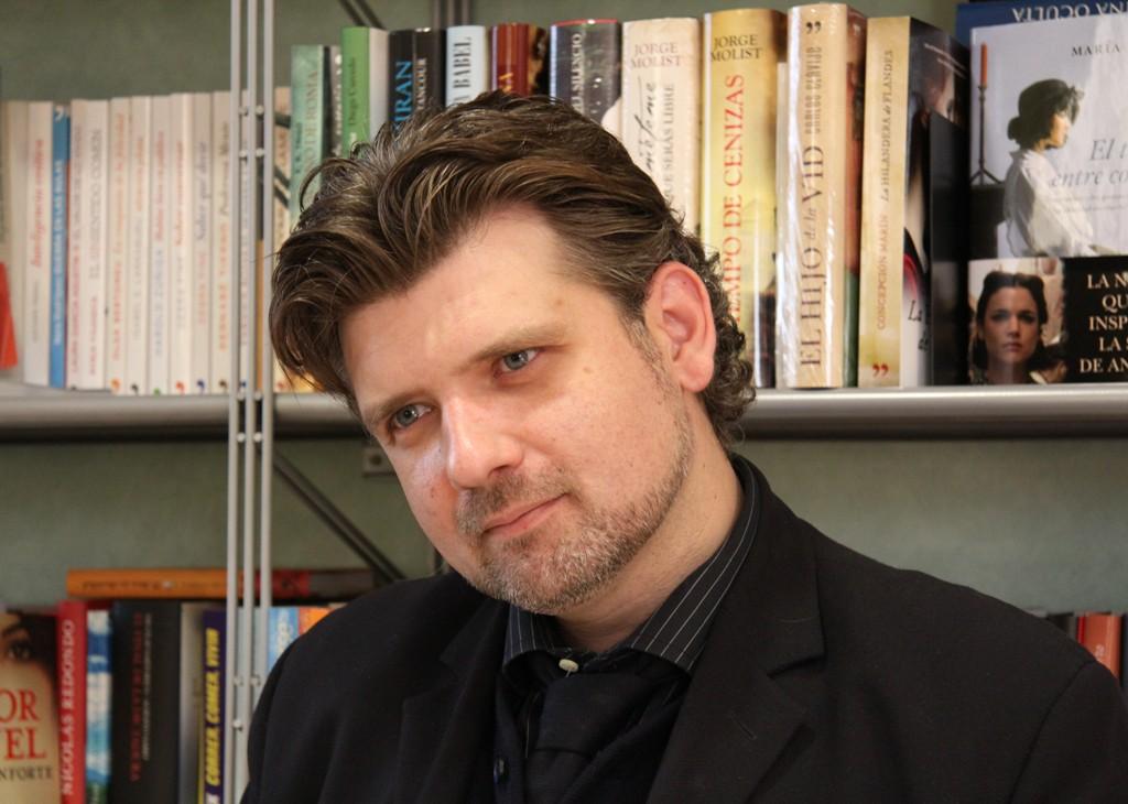 Francisco Narla se consolida como uno de los grandes referentes de la novela histórica