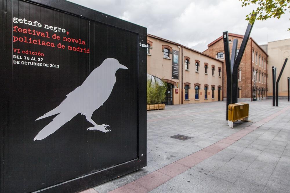 La cultura del abuso, los refugiados y la ideología en la novela negra serán algunos temas de la nueva edición de Getafe Negro, que contará con Argentina como país invitado