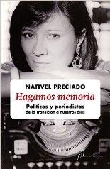 La periodista Nativel Preciado vuelve a la no ficción con