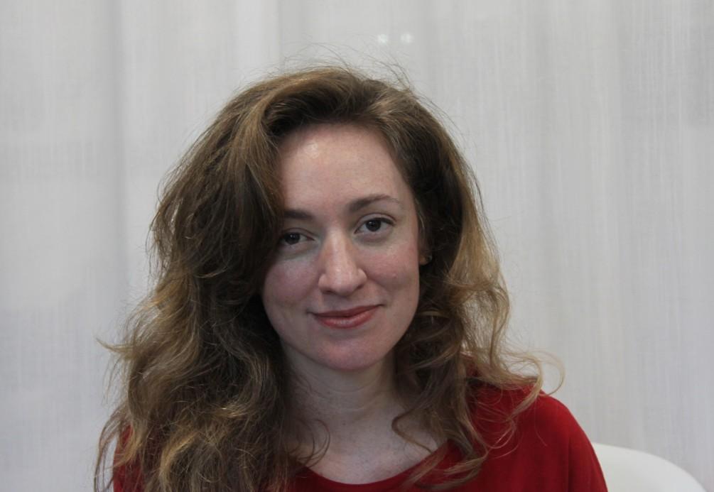 Julia Montejo publica en junio su cuarta novela,