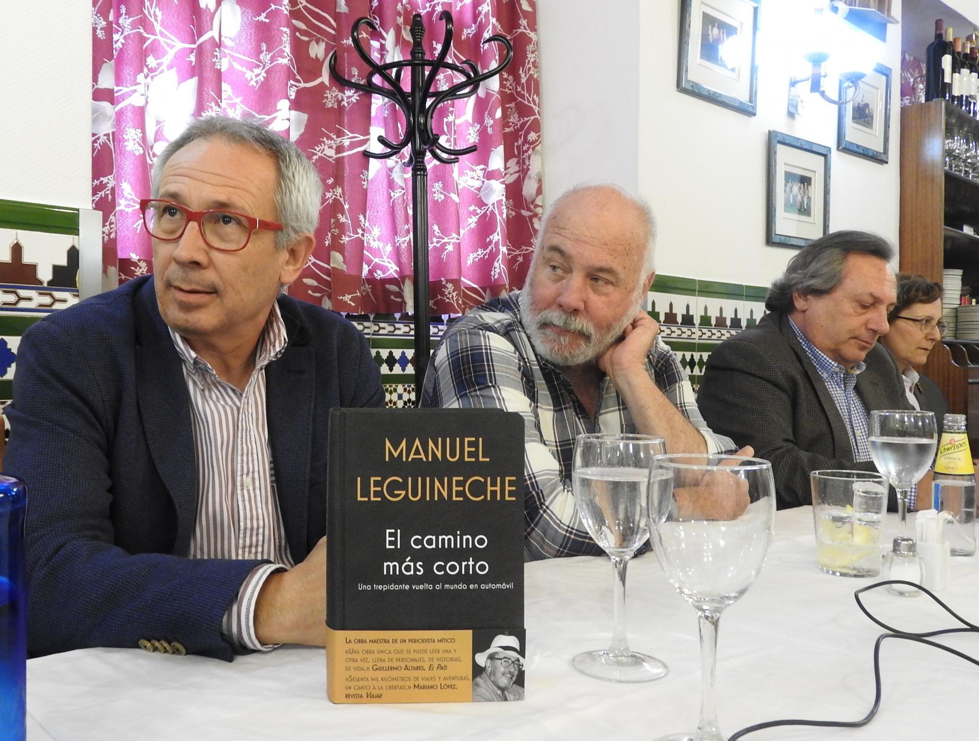"""Ediciones B presenta """"El camino más corto"""", de Manu Leguineche, el más fiel ejemplo de reporterismo"""