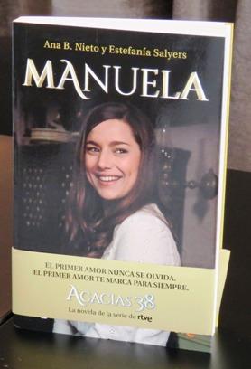 """""""Manuela"""", la novela presentada"""