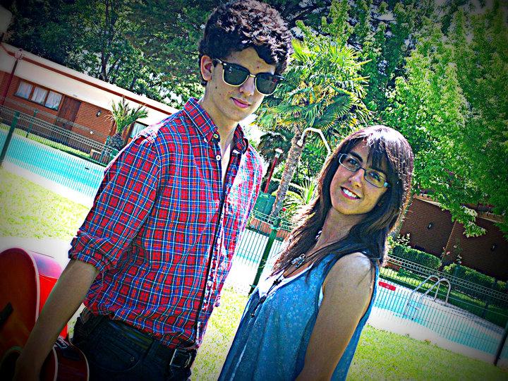 María Vasán y Pedro Sánchez