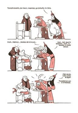 El tríptico de los encantados (Una pantomima bosquiana)