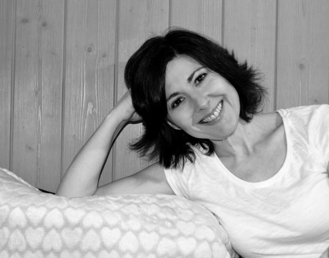 Mayte Uceda publica su tercera novela,
