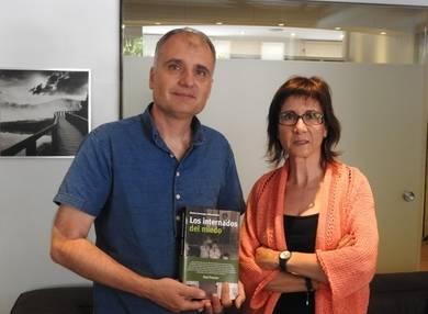 Ricard Belis y Montse Armengou