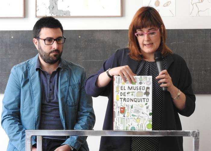 Diego Moreno y Cristina G�mez-Bagethun