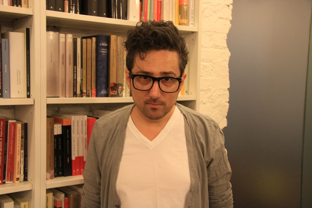 Entrevista a Patricio Pron, autor de