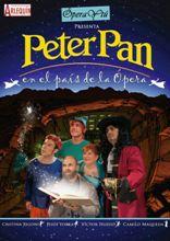 Peter Pan en el Pa�s de la �pera