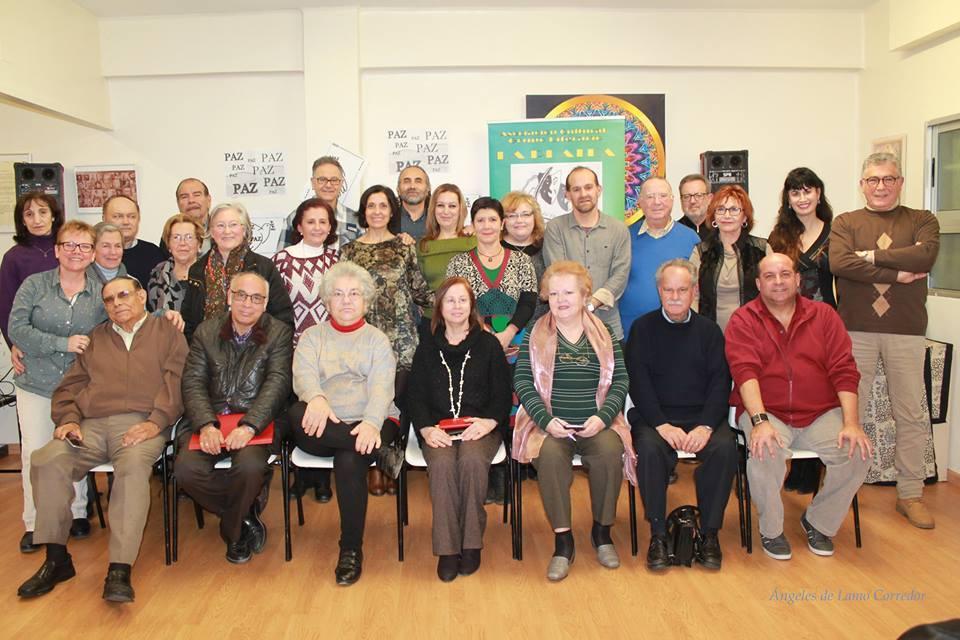 Los poetas valencianos unen sus voces a favor de la paz