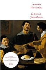 La Delegación de la Junta de Andalucía en Madrid y Carpe Noctem presentan la novela 'El tesoro de Juan Morales' de Antonio Hernández