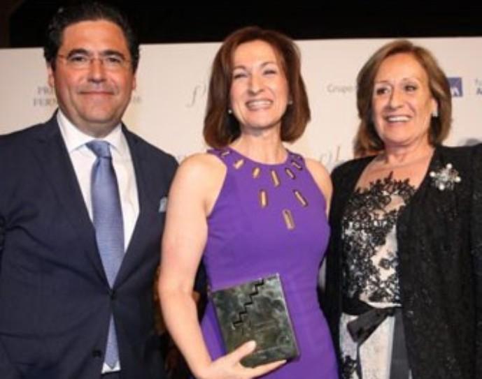 Paloma Sánchez-Garnica se hace con el Premio Fernando Lara 2016