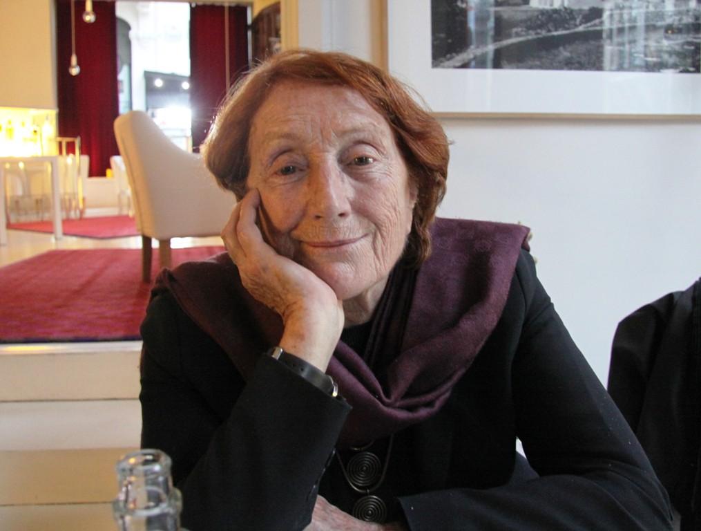 Rosa Regás publica la tercera entrega de sus memorias y recuerdos