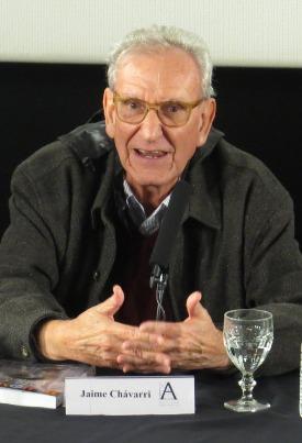 Jaime Chávarri, director de cine