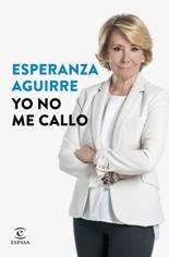 Esperanza Aguirre escribe su primer libro,