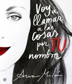 La actriz Ana Milán publica su segundo libro,