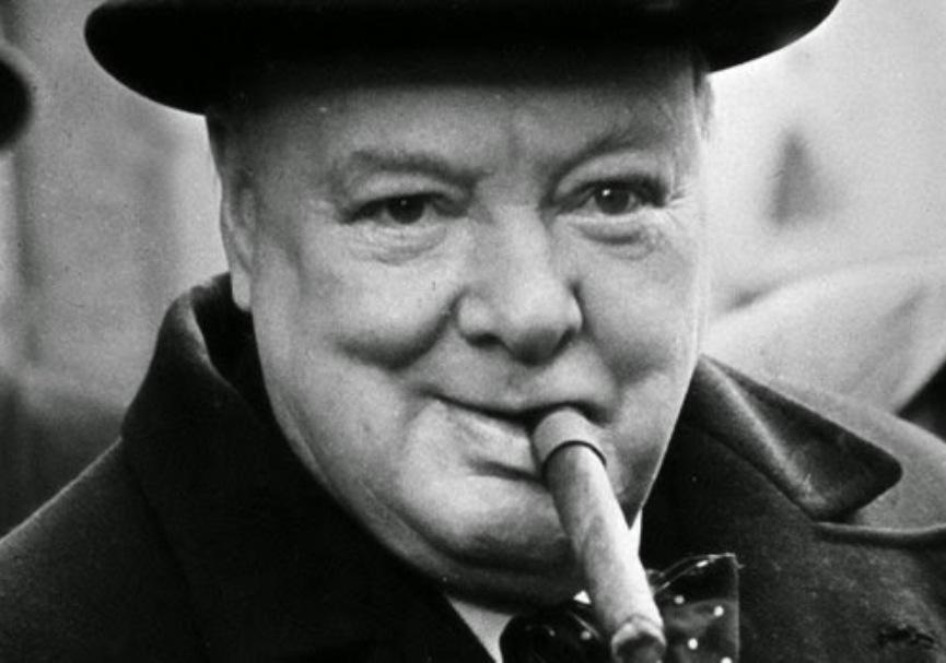 La actualidad y necesidad de Winston Churchill