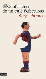 Sergi Pàmies, heredero del mejor Montalbán, habla de fútbol para hablar de las pasiones y de los recuerdos en