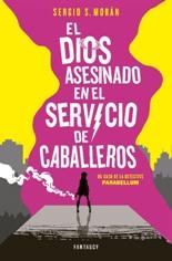 Sergio S. Morán, uno de los pioneros del cómic on-line, publica su novela