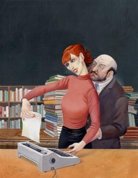 'El librero' de Federico Delicado