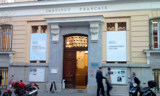 Instituto Francés de Madrid