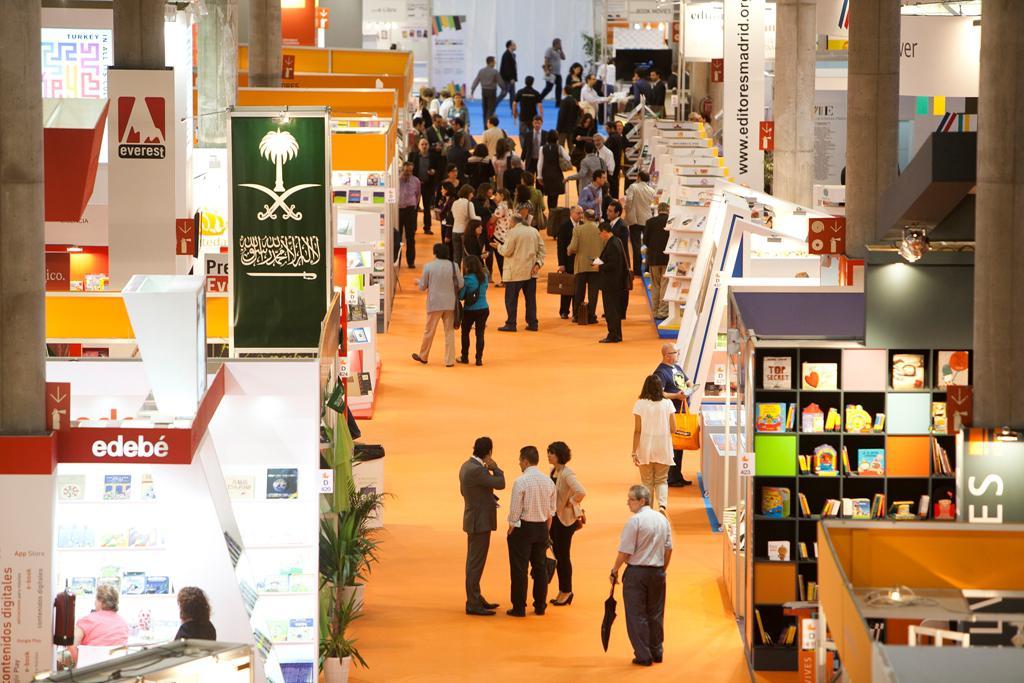 Fira de Barcelona organiza en octubre Liber, el mayor encuentro del libro en español