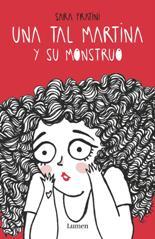 Sara Fratini publica un nuevo libro ilustrado, 'Una tal Martina y su monstruo'