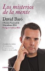 El mentalista David Baró publica