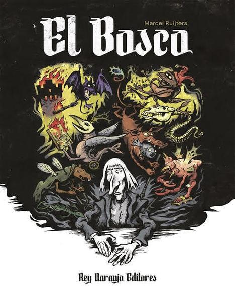 'El Bosco', una novela gráfica de Marcel Ruijters