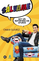 El televisivo Omar Suárez publica