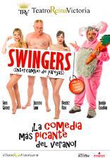 """Swingers, intercambio de parejas"" llega al Teatro Reina Victoria"