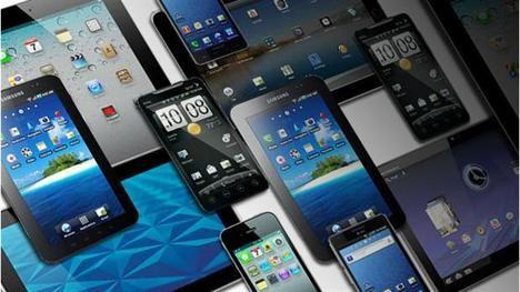 ¿Se lee o se intuye en los teléfonos y tabletas?