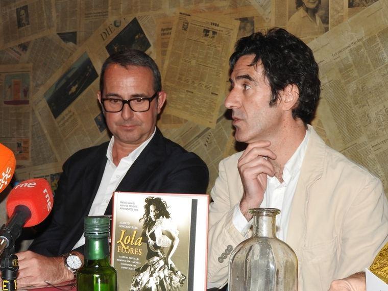 Alberto Romero Ferrer e Ignacio Garmendia