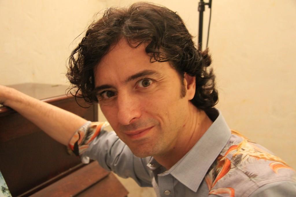 Andrés Pascual publica la novela histórica
