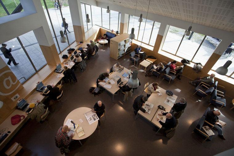 Red de bibliotecas de la provincia de Barcelona